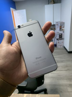 iPhone 6 factory unlocked for Sale in Dallas, TX