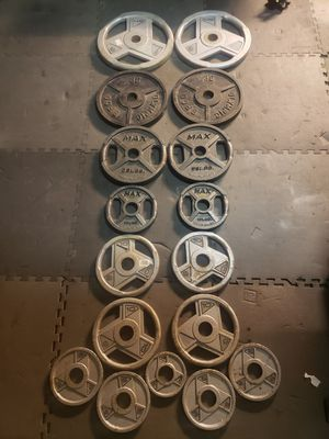 Weight plates for Sale in Long Beach, CA