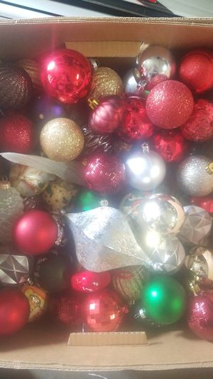 Christmas tree ornaments for Sale in Anchorage, AK