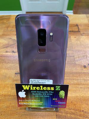 Samsung s9 plus factor unlocked T-Mobile,cricket,metro pcs,straight talk,att,Verizon,sprint,boost Factor unlocked for Sale in Nashville, TN