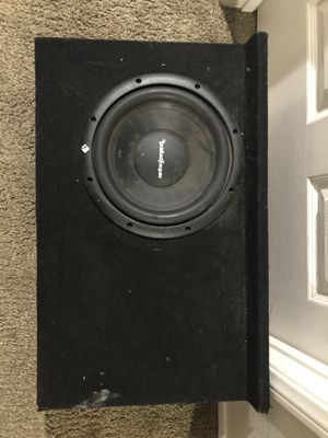 Rockford Fosgate Speaker for Sale in Fontana, CA