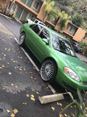 2007 Chevy impala for Sale in San Diego, CA