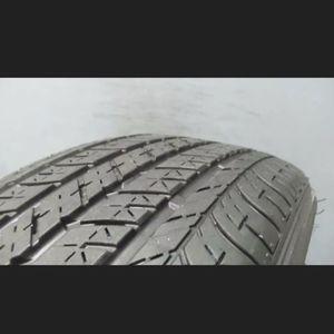 205 50 17 Bridgestone Turanza EL400 Run Flat with 90% Tread 8/32 89V #10608 for Sale in Miami, FL