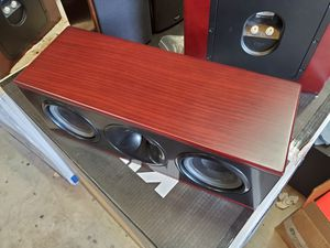 Klipsch WC-24 Icon Furniture Grade W Series Cabernet for Sale in Austin, TX