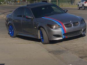 Vendo,bmw m5..2007 muy bueno en combustible ..129xxx millas. for Sale in Stockton, CA