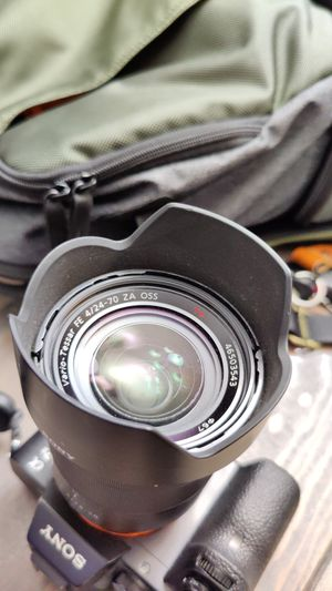 Sony zoom 24-70 F4 for Sale in Compton, CA