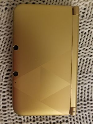 Zelda edition modded 3ds XL for Sale in Tucson, AZ