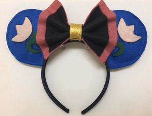 New Handmade Frozen Anna Mickey Ears for Sale in Irvine, CA