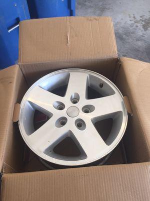 "17"" Jeep Wrangler wheels for Sale in Las Vegas, NV"