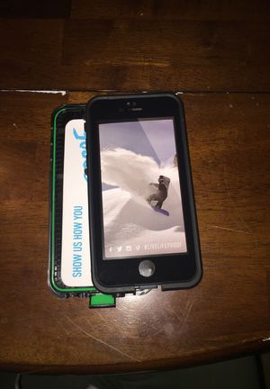 LifeProof Case IPhone 6 Black - New for Sale in Charlottesville, VA