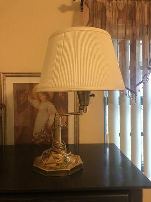 Brass Lamp for Sale in Palmetto Bay, FL