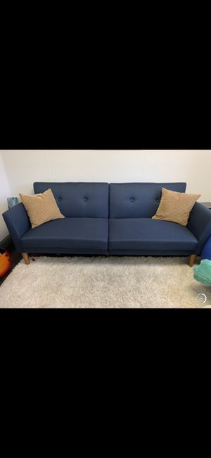 Couch futon sofa for Sale in Doylestown, OH