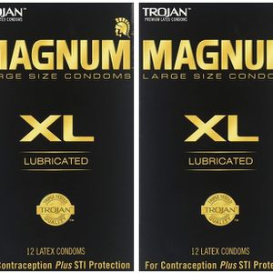 Xl Magnum Condoms 12 Pack for Sale in Fort Lauderdale, FL