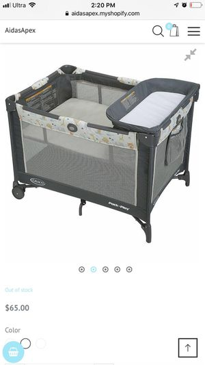 Graco pack and play for Sale in Malden, MA
