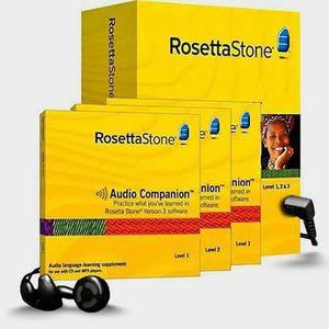 Rosetta Stone Portuguese 1,2,3 for Sale in Issaquah, WA