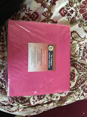 New twin xl sheet set for Sale in Annandale, VA