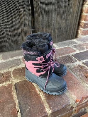 Kid's Snow Boots - Size 1 for Sale in Chino, CA
