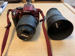 Nikon D5200 Digital Camera for Sale in Covina, CA