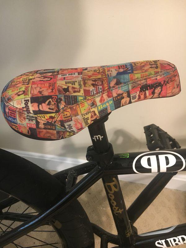 2018 kink bmx bike