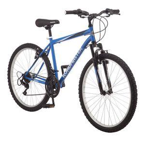 Brand new Roadmaster Granite Peak Men's Mountain Bike 26-inch wheels, Blue for Sale in Hialeah, FL