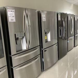 Appliances Refrigerator Stove Dishwasher for Sale in Hollywood, FL