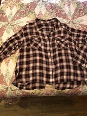 Wet seal Flannel 1x for Sale in Lynwood, CA
