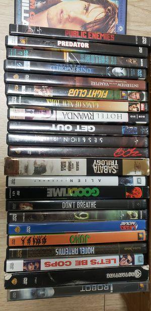 DVD Movie $1 per movie for Sale in West Covina, CA