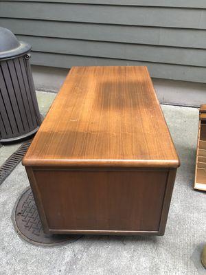 Nice vintage well made antique desk for Sale in Shoreline, WA