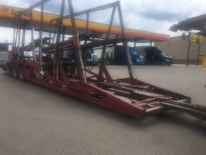 Car carrier trailer parting out for Sale in Miami, FL
