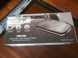 NutriChef Food Vacuum Sealer for Sale for sale  Union, NJ