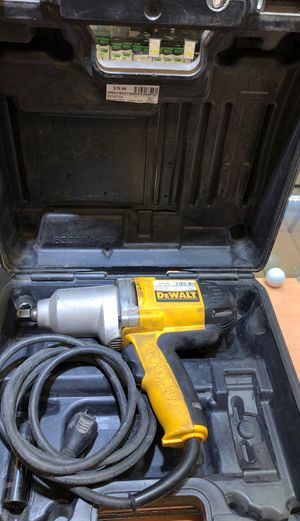 Dewalt wrench & driver for Sale in San Diego, CA