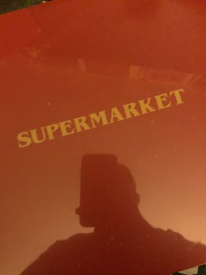 Supermarket vinyl logic for Sale in Cerritos, CA