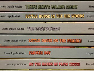 Little House On The Prairie Book Series for Sale in Long Beach,  CA