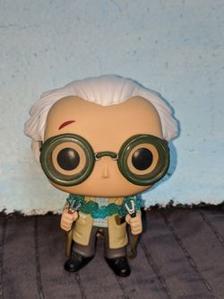 Funko Pop Action Figure Back To The Future Doc Dr. Emmett Brown Time Travel for Sale in Portland,  OR
