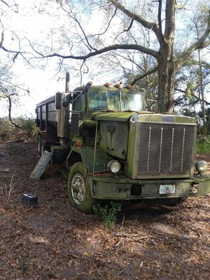 Q987 autocar for Sale in Bell, FL