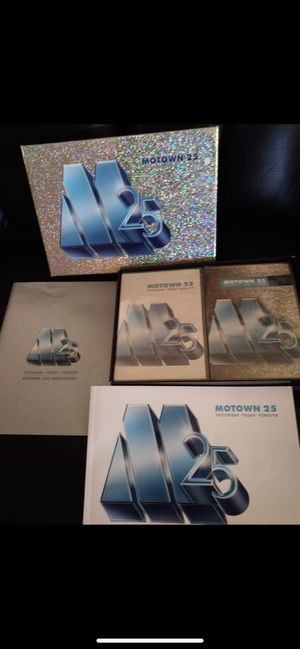 Motown 25th Anniversary CD Collection for Sale in Millersville, MD
