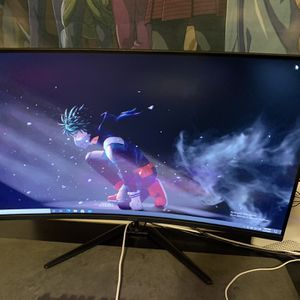 Acer 165hz Curved Monitor 1m Freesynce Premium for Sale in Phoenix, AZ