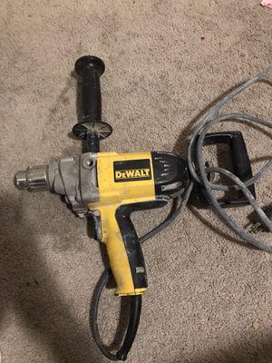 Dewalt Spade Handle Drill for Sale in Houston, TX