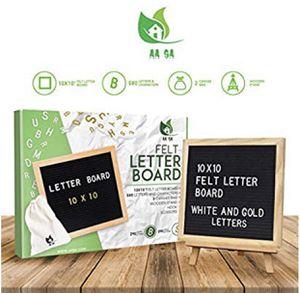 Felt letter board for Sale for sale  Duluth, GA