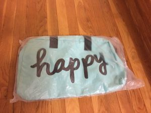 Happy duffle bag for Sale in Springfield, VA