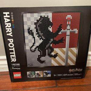 New Lego Harry potter Potrait Logo Picture 4 In 1 for Sale in Tustin, CA