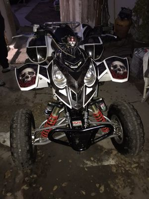 2006 Polaris Atv 500cc mint condition 3900$ obo was owned buy a racer well kept and maintained perfect condition call or text anytime serious cash of for Sale in Daly City, CA