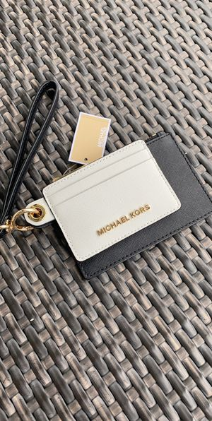 Authentic Michael Kors Small Card Case Duo for Sale in Alexandria, VA