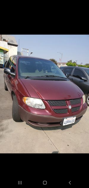 2001 Caravan SE 2.4L 4cyl 105k miles for Sale in South Gate, CA