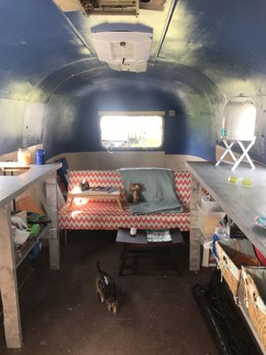 Vintage airstream camper for Sale in Pell City, AL