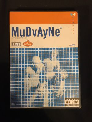 [DVD] Mudvayne - Live Dosage 50 for Sale in Seattle, WA