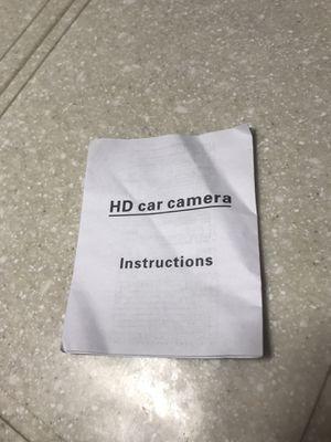 HD Car Camera for Sale in Wayland, MI