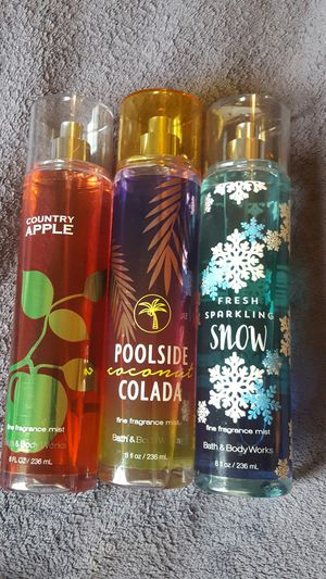 Bath and body fragrances for Sale in Silver Spring, MD
