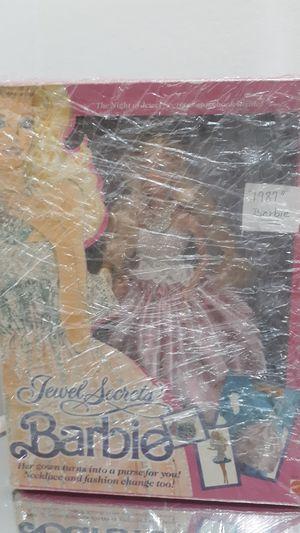 Vintage 1987 Jewel Secrets Barbie for Sale in Buena Park, CA