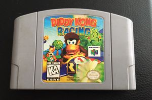 Diddy Kong Racing (Nintendo 64, 1997) for Sale in Santa Maria, CA